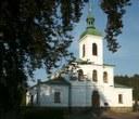 kostel v Novém Boru
