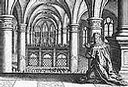 Šalomounova modlitba v chrámě, Matthaeus Merian the Elder, 1625-30, http://www.biblical-art.com