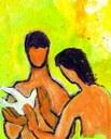 Není dobře člověku býti samotnému... (http://www.evangile-et-peinture.org)