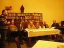 Účastníci panelu na Vinohradech