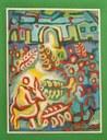 Vjezd do Jeruzaléma (Corinne Vonaesch, 2001), http://www.c-vonaesch.ch